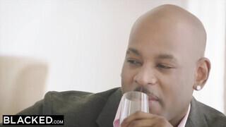 Interracial hd pornó